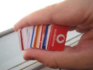 sim kaarten